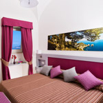 Deluxe rooms - Capri Wine Hotel